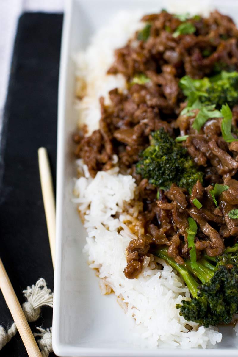 Healthy Beef And Broccoli  Healthy Beef and Broccoli [Organic] – Wanderspice