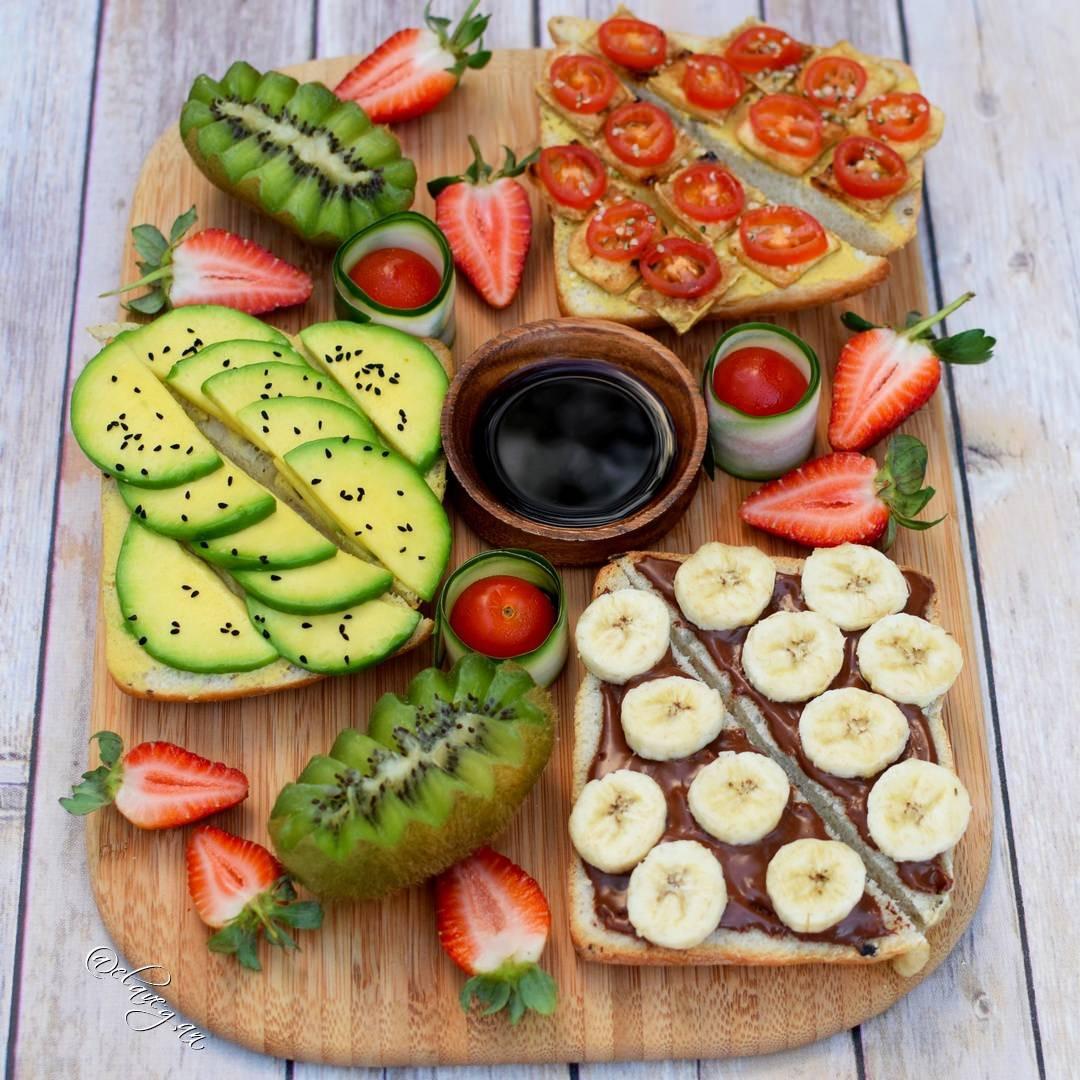 Healthy Breakfast Food  Healthy vegan breakfast ideas