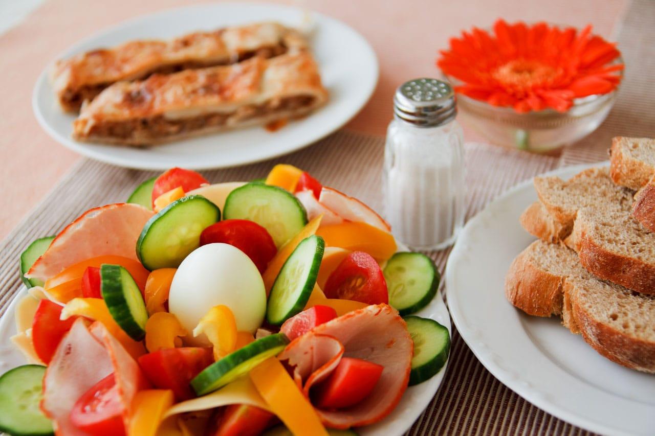 Healthy Breakfast Food  Breakfast & A Bucket of Balls Golf Date