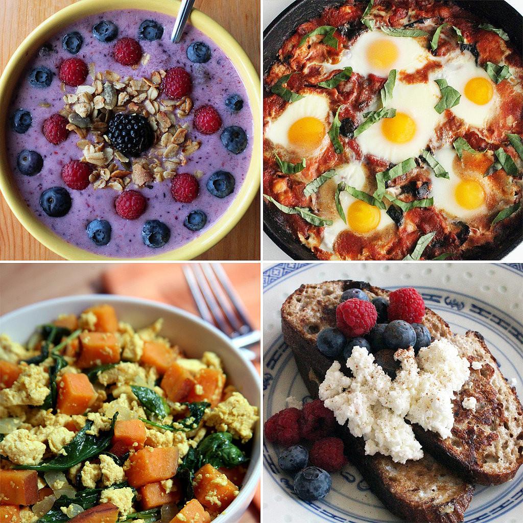 Healthy Breakfast Food  Healthy Breakfast Recipe Ideas