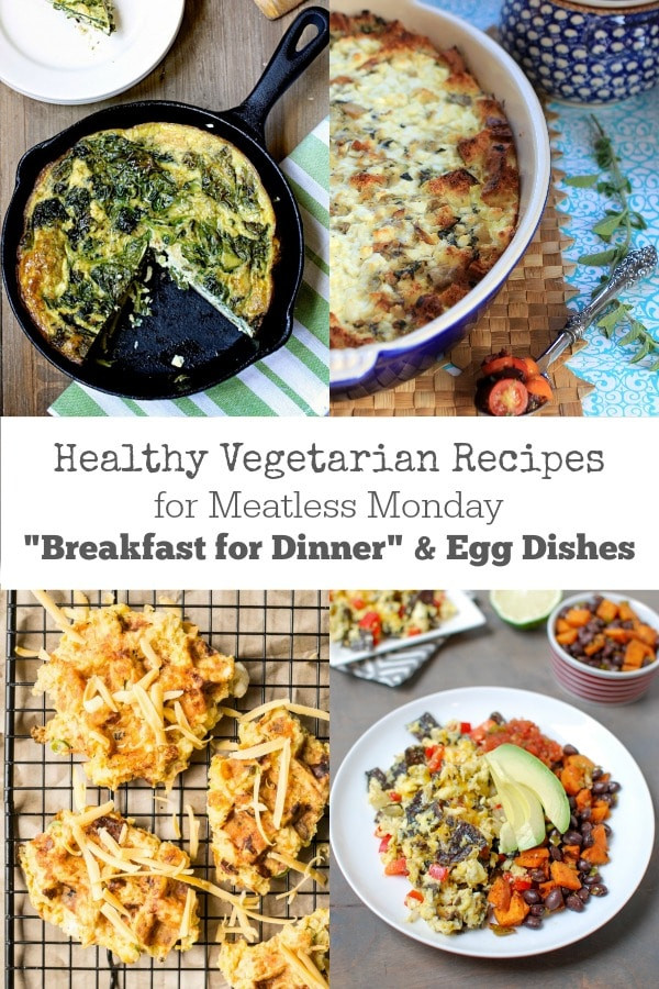 Healthy Breakfast For Dinner  52 Gluten Free Ve arian Recipes for Meatless Monday