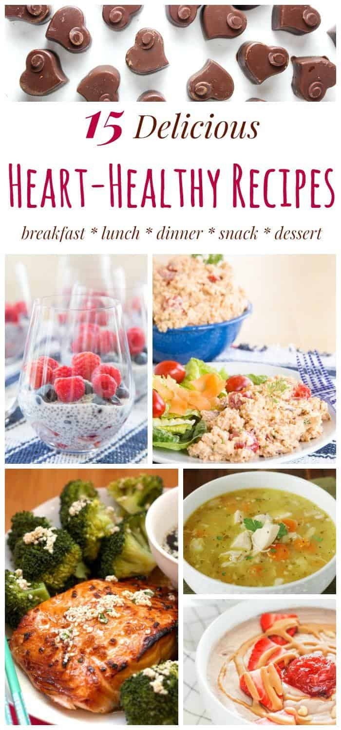 Healthy Breakfast For Dinner  Advice FromTheHeart and 15 Heart Healthy Recipes