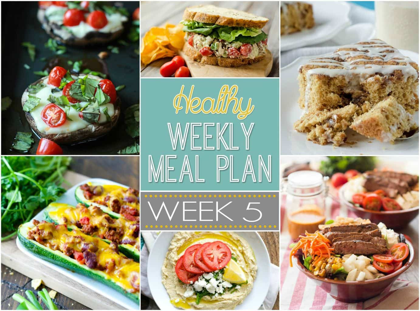 Healthy Breakfast For Dinner  Healthy Weekly Meal Plan 5 Yummy Healthy Easy