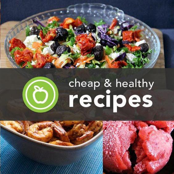 Healthy Cheap Breakfast  400 Healthy Recipes That Won t Break the Bank