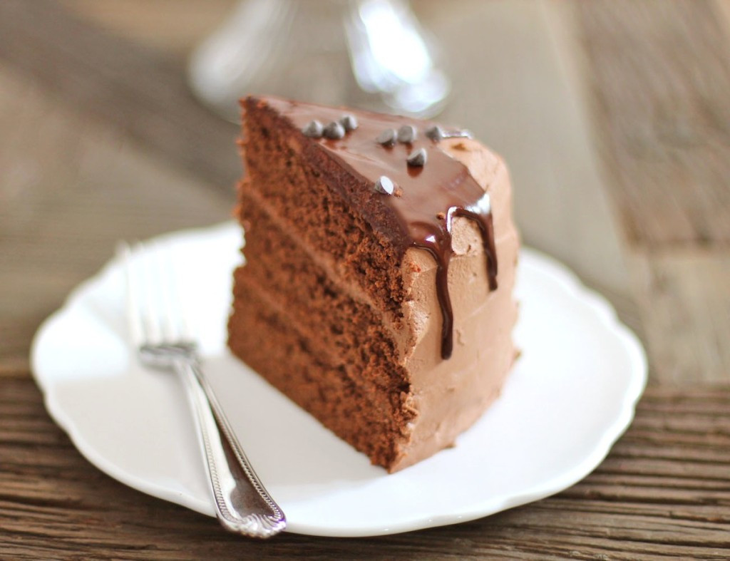 Healthy Chocolate Cake  Healthy Chocolate Therapy Cake Desserts with Benefits