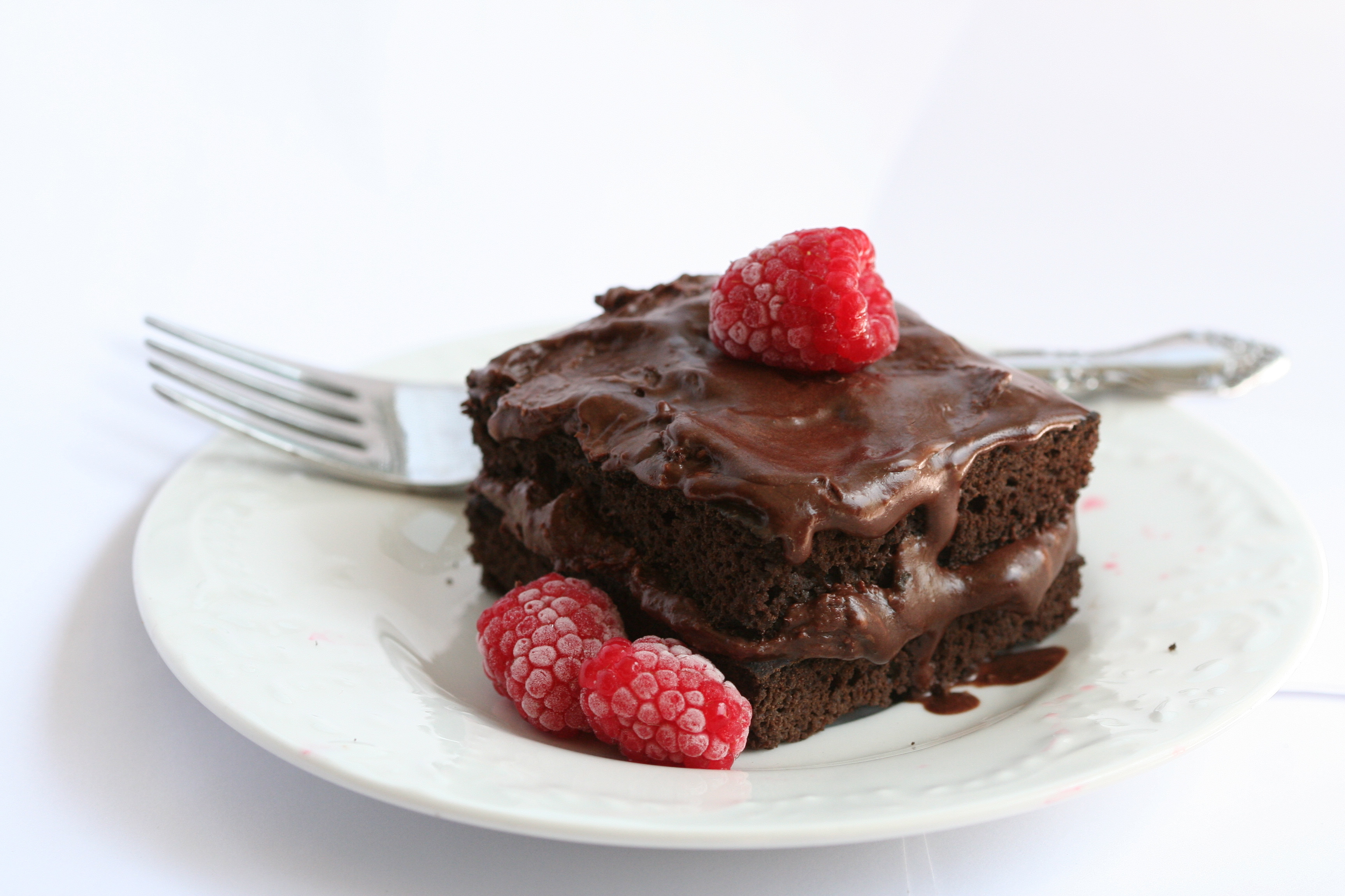 Healthy Chocolate Cake  Let them eat cake for supper Healthy Chocolate Cake