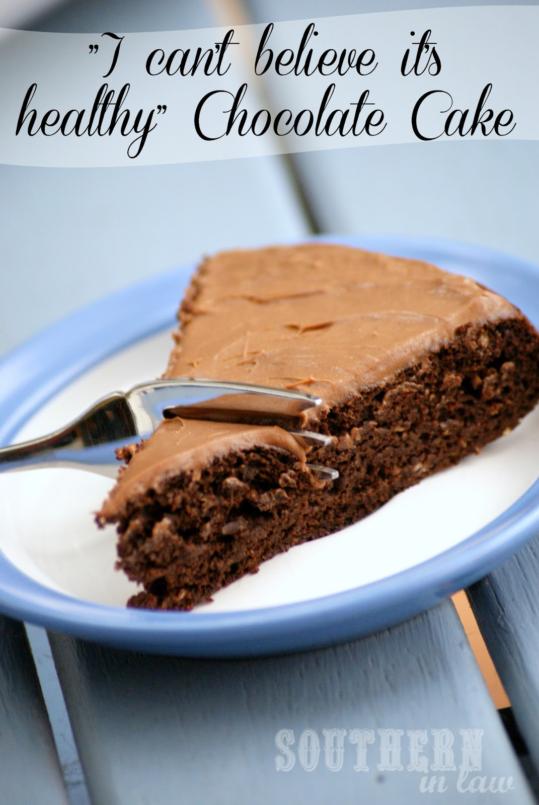 Healthy Chocolate Cake  Southern In Law Recipe Healthy Chocolate Cake Vegan too