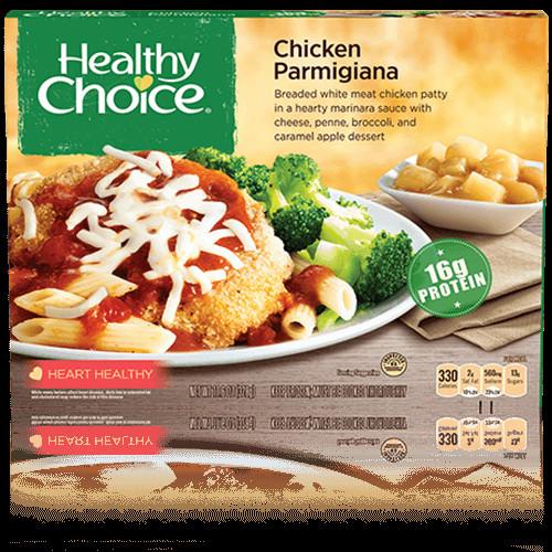 Healthy Choice Dinners  healthy choice meatloaf