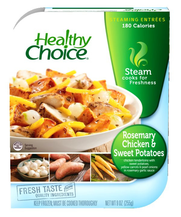 Healthy Choice Dinners  Free Healthy Choice Meals on 5 26 Who Said Nothing in