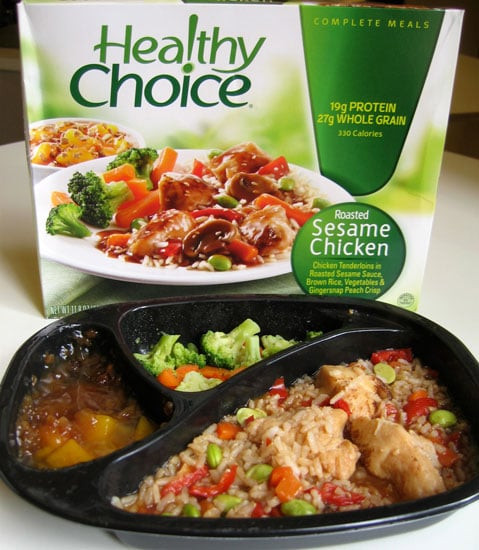 Healthy Choice Dinners  Healthy Choice Roasted Sesame Chicken
