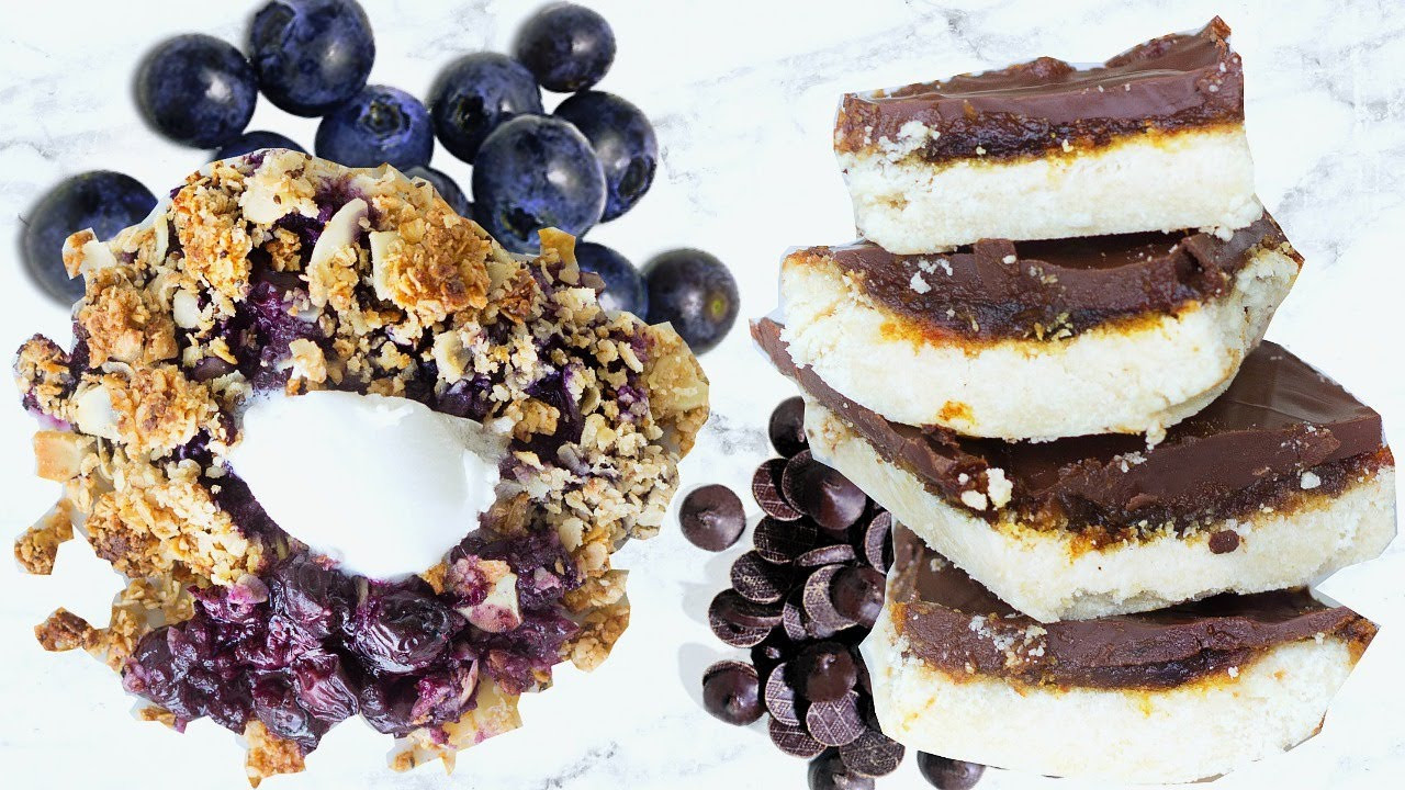 Healthy Desserts To Buy  HEALTHY DESSERT RECIPES EASY AND QUICK HEALTHY DESSERT