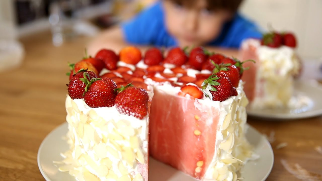 Healthy Desserts To Buy  Healthy Fruit Dessert for Hot Summer Kids Love This
