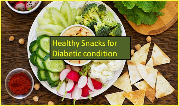 Healthy Diabetic Snacks  Snacks for Diabetes HealthyLife