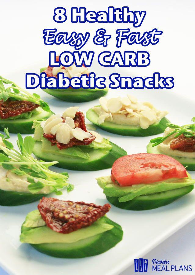 Healthy Diabetic Snacks  Cucumber Crackers Recipe