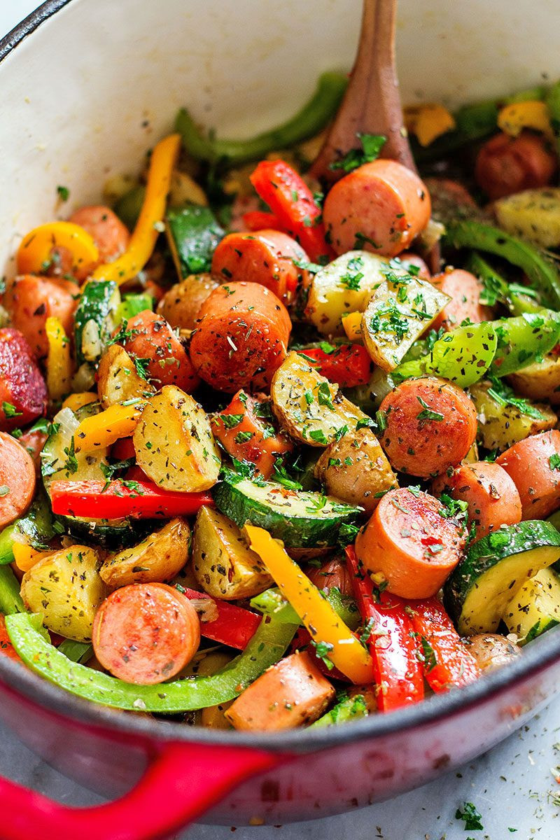 Healthy Dinner Recipe  41 Low Effort and Healthy Dinner Recipes — Eatwell101