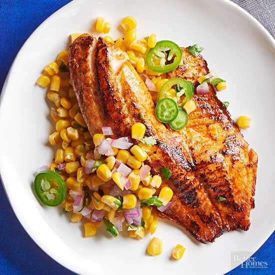 Healthy Easy Dinner Recipes  Healthy Fish Recipes