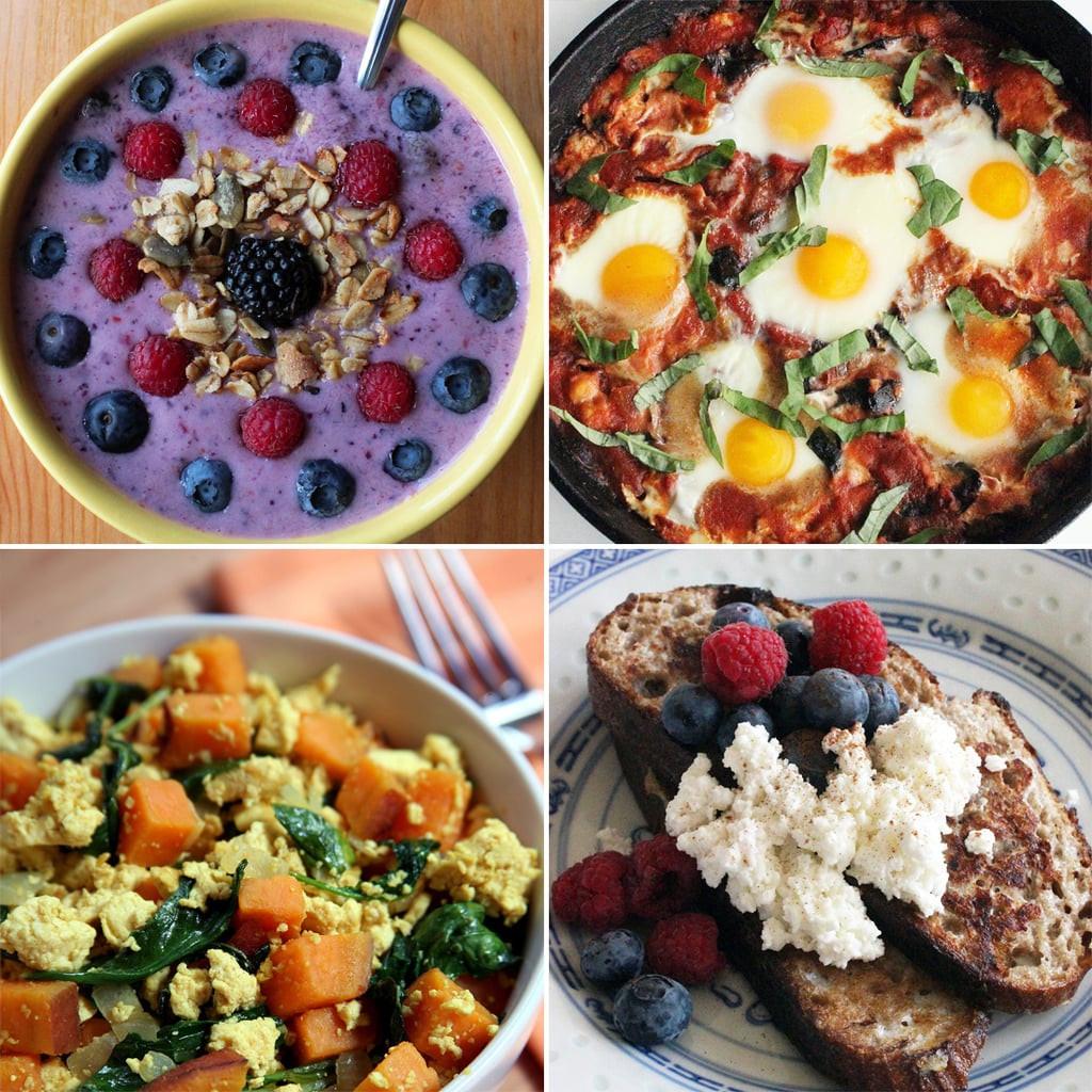 Healthy Foods For Breakfast  Healthy Breakfast Recipe Ideas