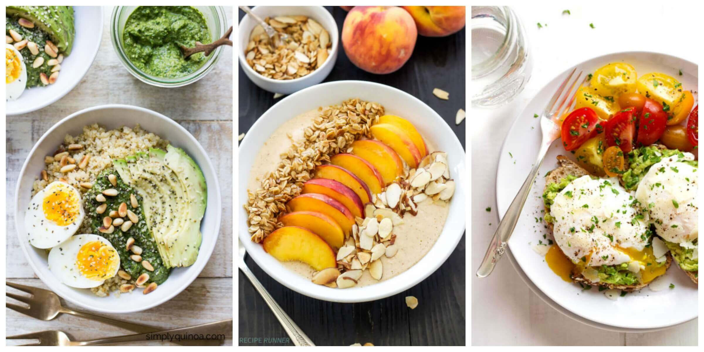 Healthy Foods For Breakfast  Healthy Breakfast Idea