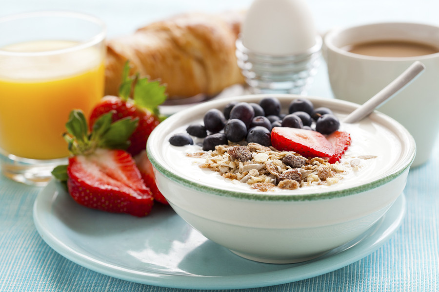 Healthy Foods For Breakfast  Healthy Breakfast Foods With Protein