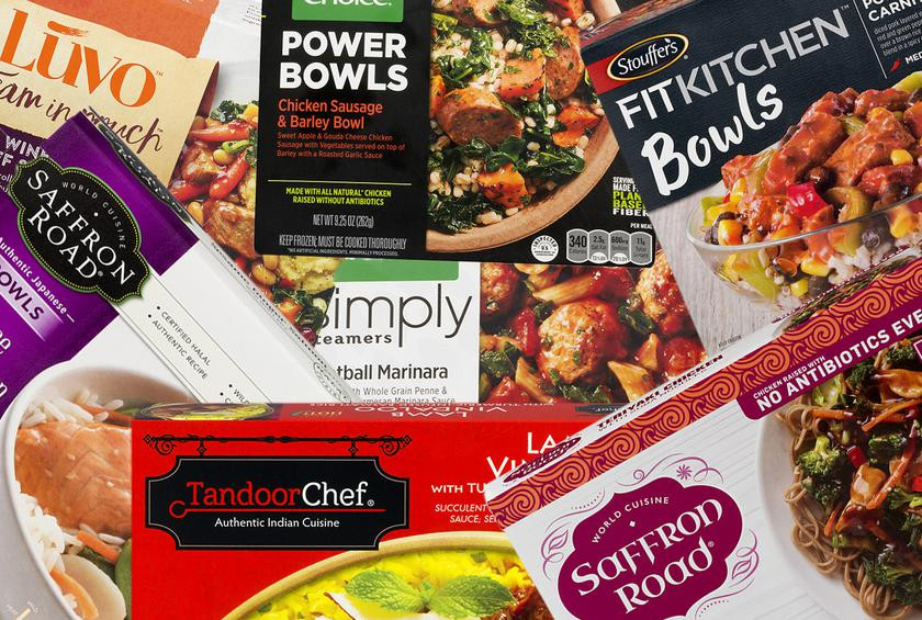 Healthy Frozen Dinners  Healthy Frozen Meals