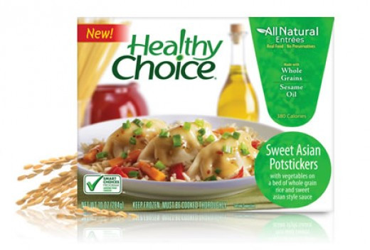 Healthy Frozen Dinners  My Top Five Healthy & Best Frozen Dinners