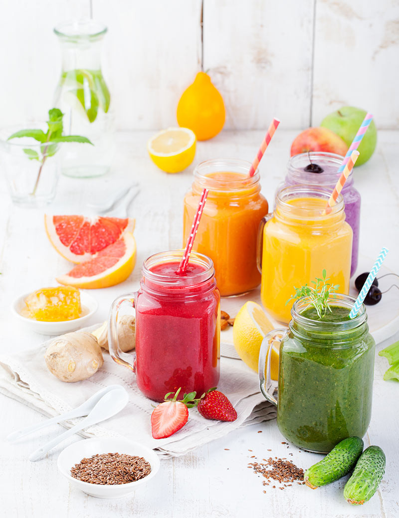 Healthy Fruit Smoothie Recipes  18 Healthy Smoothie Recipes