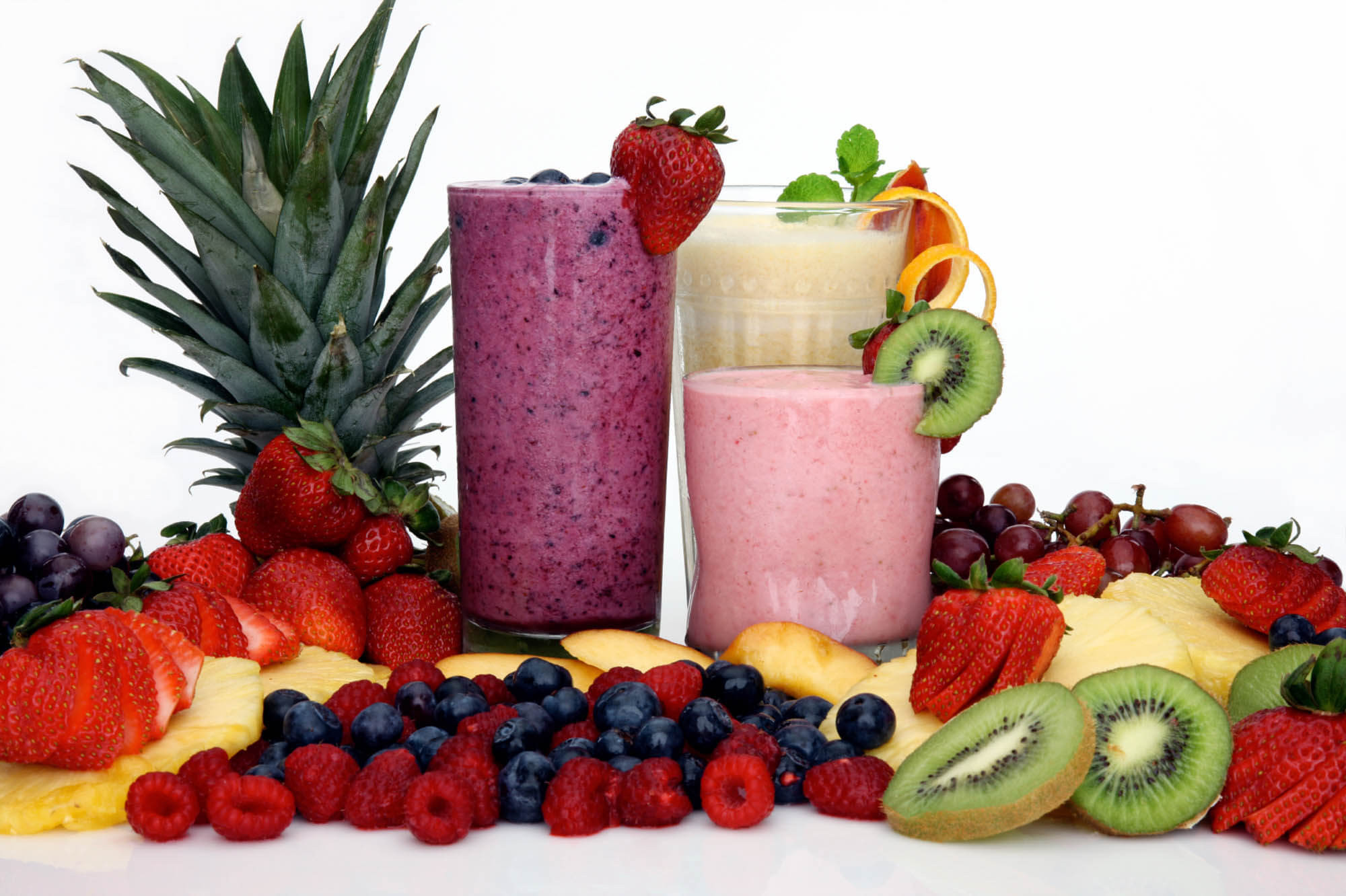 Healthy Fruit Smoothies  The Smoothie Guide — Gentleman s Gazette
