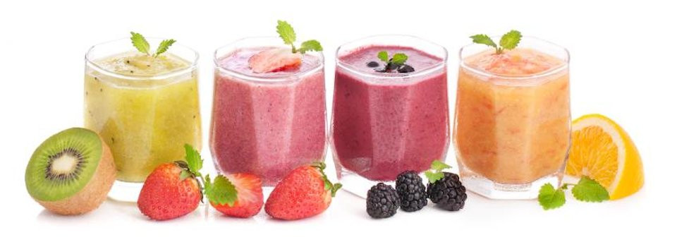 Healthy Fruit Smoothies  Mix n Match Smoothie Recipes