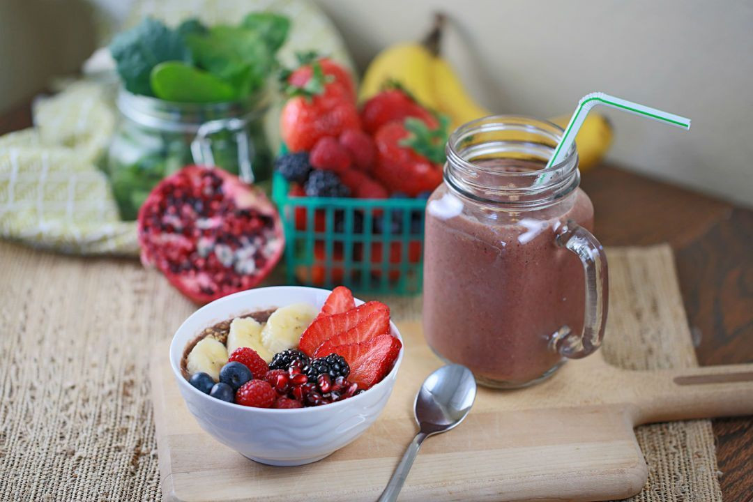 Healthy Fruit Smoothies  7 Easy to Make Detox Smoothies for a Vibrant Skin