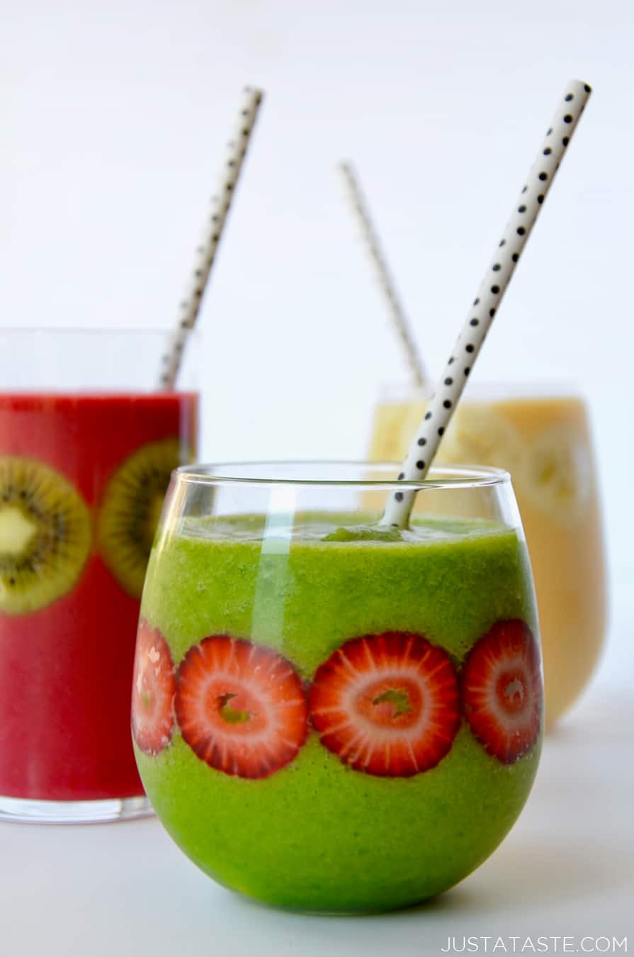 Healthy Fruit Smoothies  Healthy Secret Ingre nt Smoothies