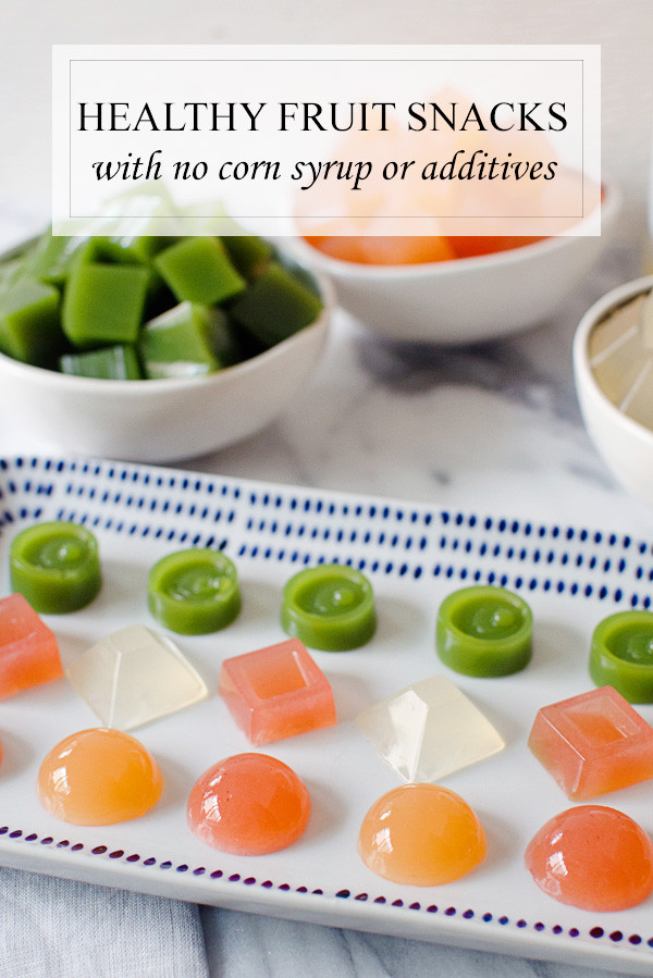 Healthy Fruit Snacks  Healthy Homemade Fruit Snacks Recipe All Natural A