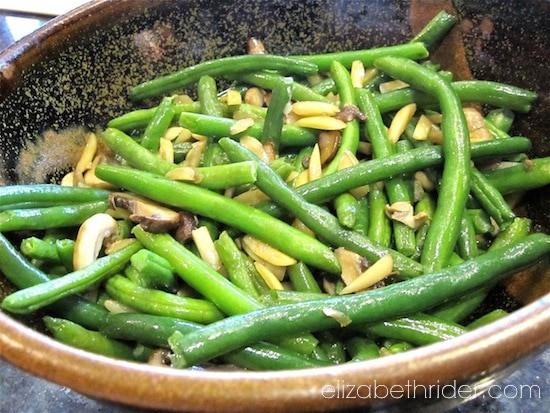 Healthy Green Bean Recipes  Thanksgiving Recipe Healthy Green Bean Casserole Remix