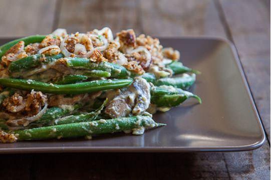 Healthy Green Bean Recipes  How to Make Healthy Vegan Green Bean Casserole Breakfast