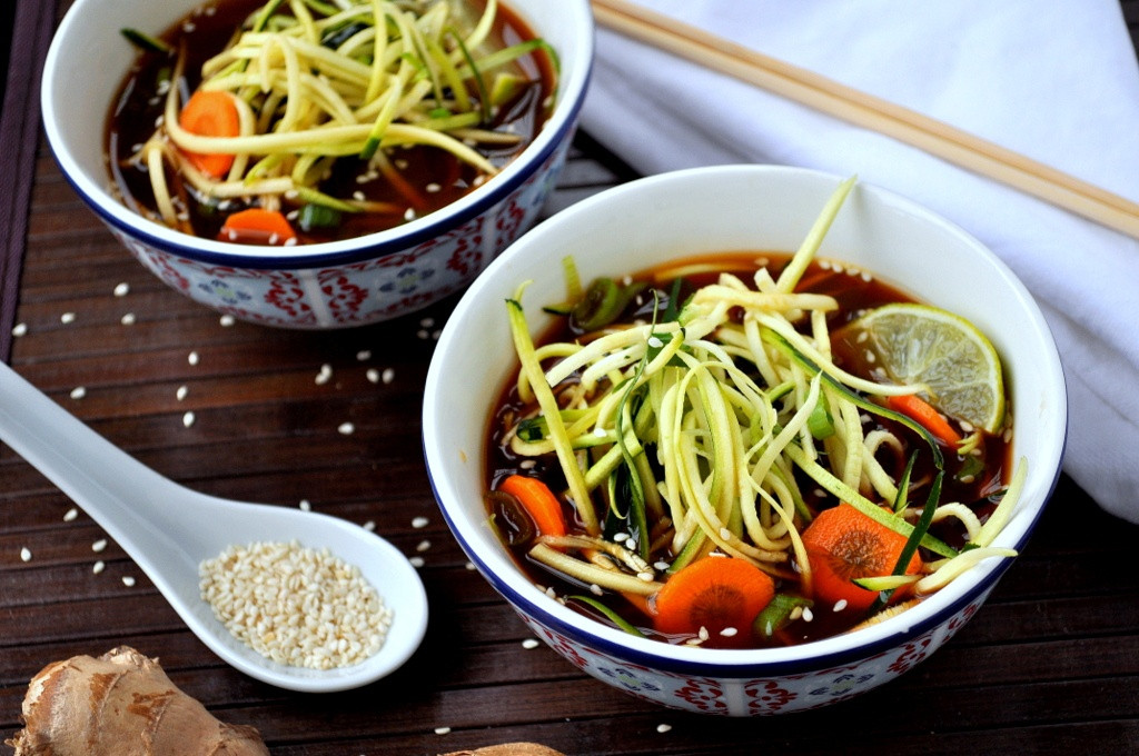 Healthy Instant Noodles  How to make your own healthy instant noodle cups
