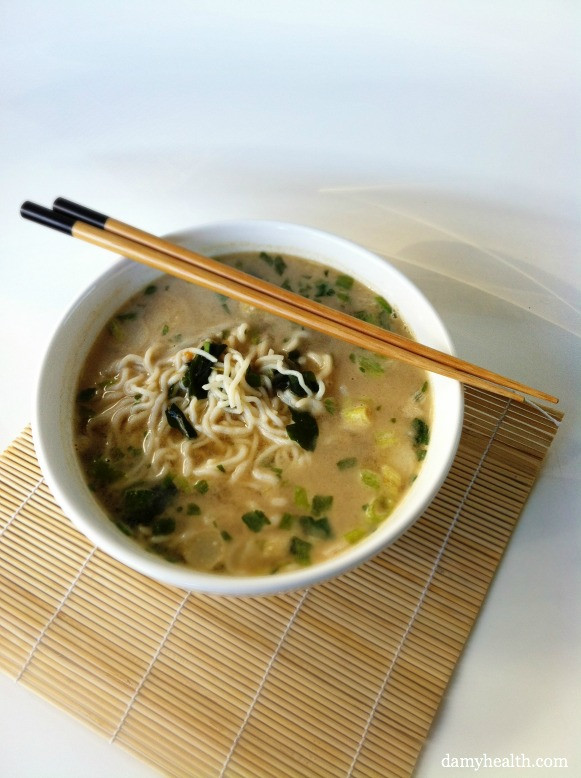 Healthy Instant Noodles  Guilt Free Low Carb Instant Noodles