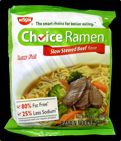Healthy Instant Noodles  Three ways to make your Instant Noodles a little healthier