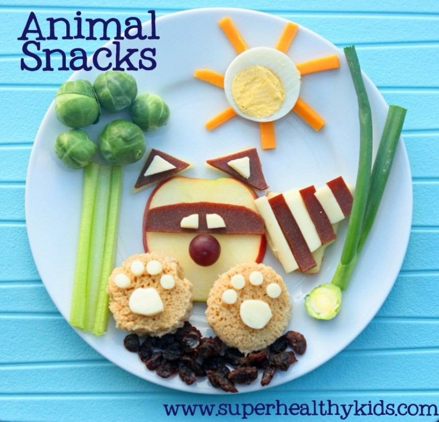 Healthy Kids Snacks  25 Fun and Healthy Snacks For Kids Creative Snacks For Kids