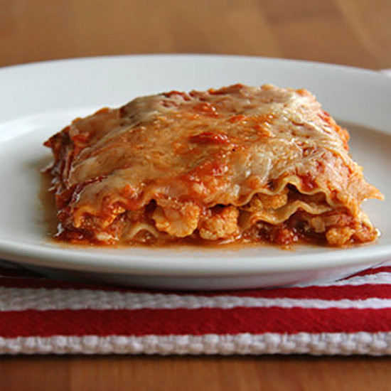 Healthy Lasagna Recipe  Healthy Ve able Lasagna Recipe