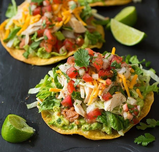 Healthy Mexican Appetizers  Dessert Recipes 10 handpicked ideas to discover in Food