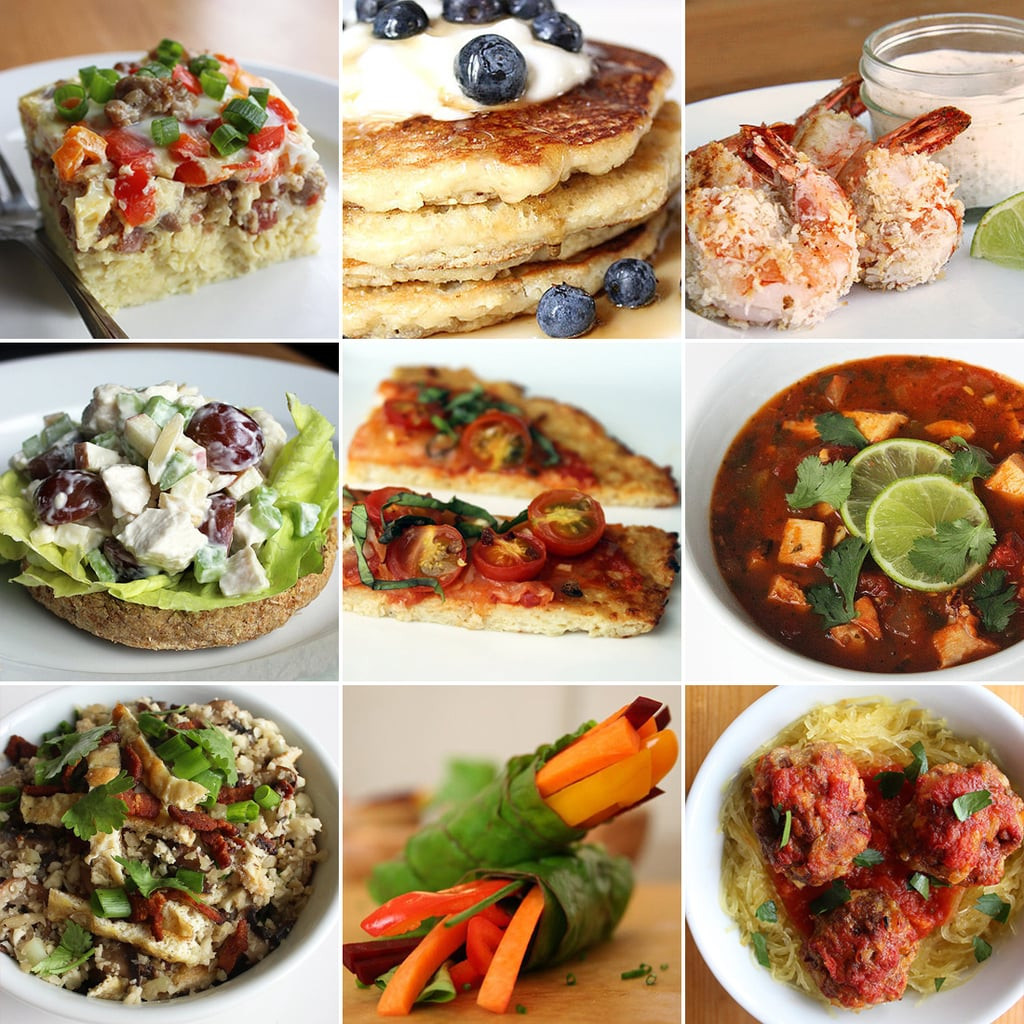 Healthy No Carb Breakfast  Low Carb Recipes