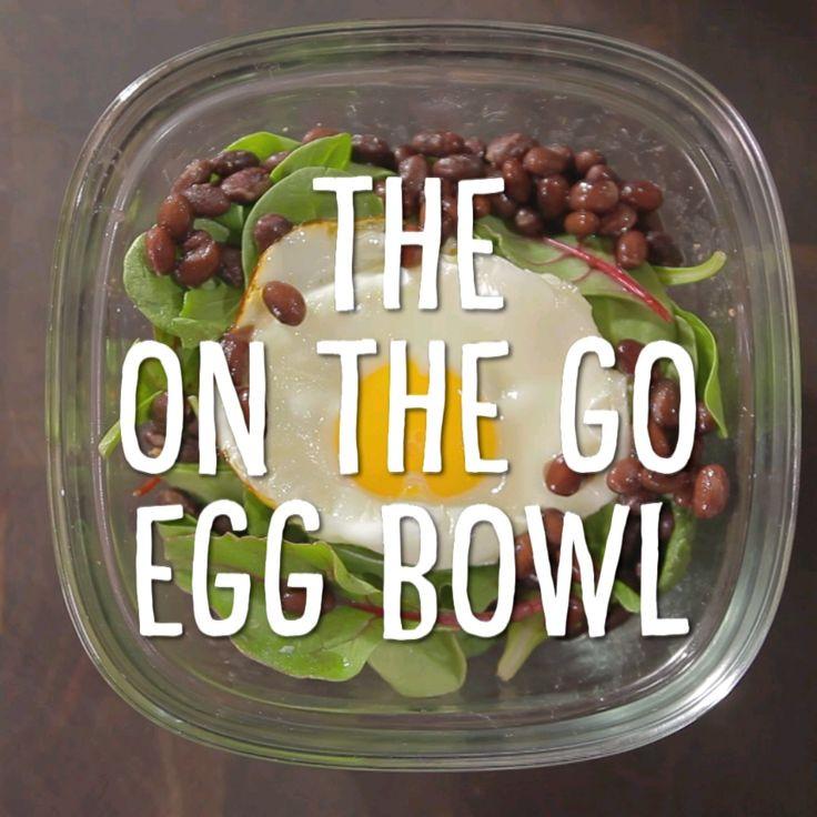 Healthy On The Go Breakfast  1000 ideas about Healthy Breakfasts on Pinterest