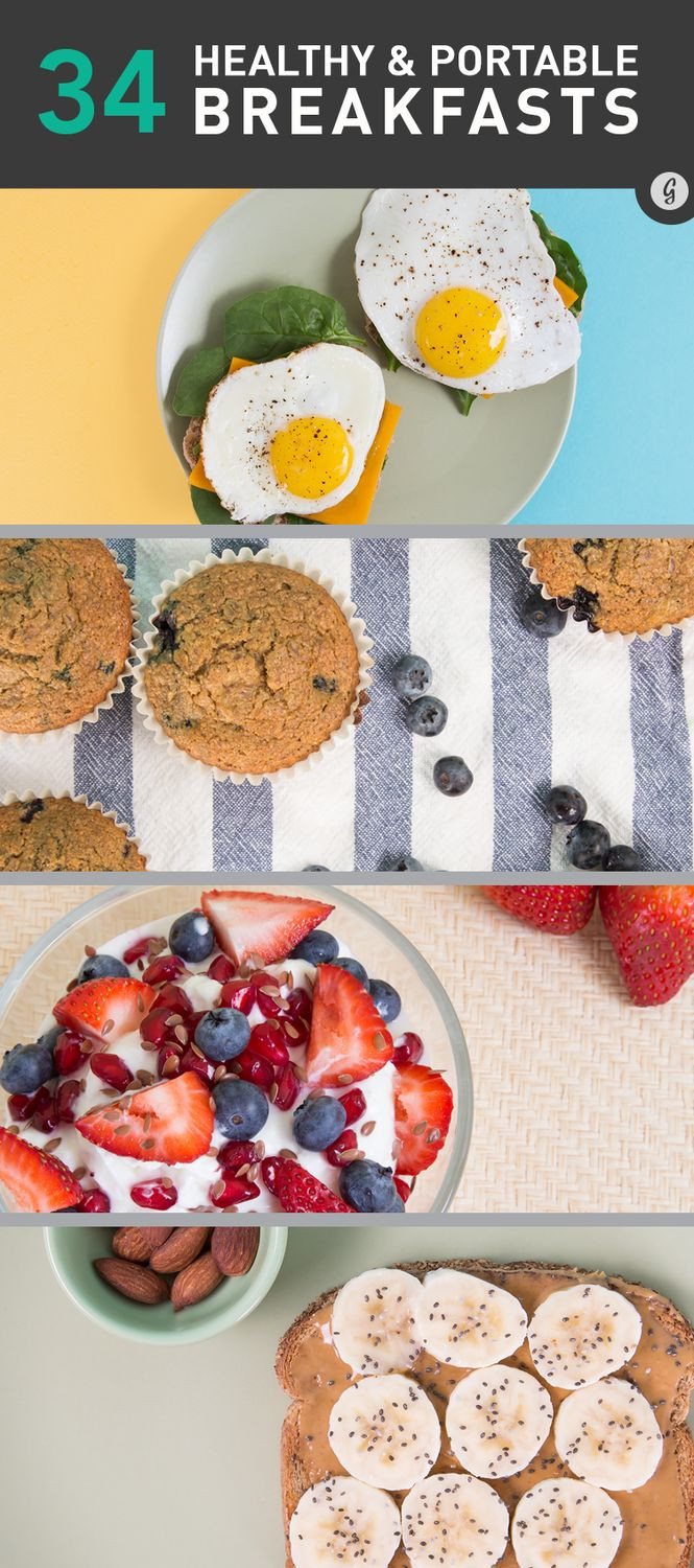 Healthy On The Go Breakfast  1000 images about Breakfast Healthy on Pinterest