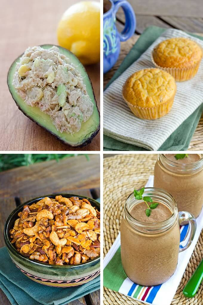 Healthy Paleo Snacks  10 Easy Paleo Snacks