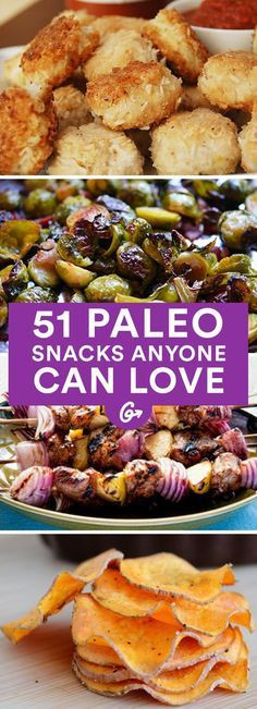 Healthy Paleo Snacks  Food