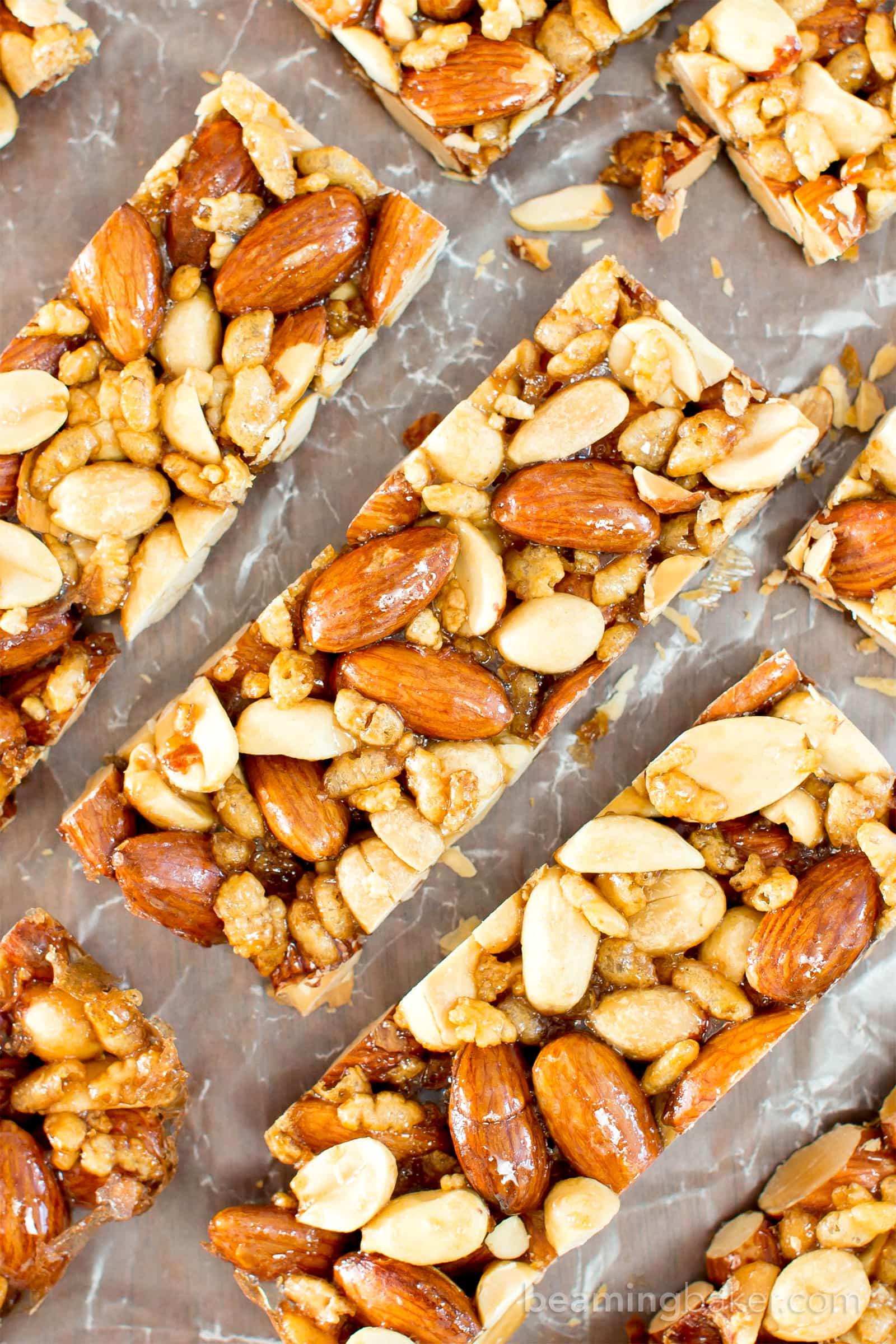 Healthy Snacks Recipes  15 Easy Healthy Gluten Free Vegan Snack Recipes Beaming
