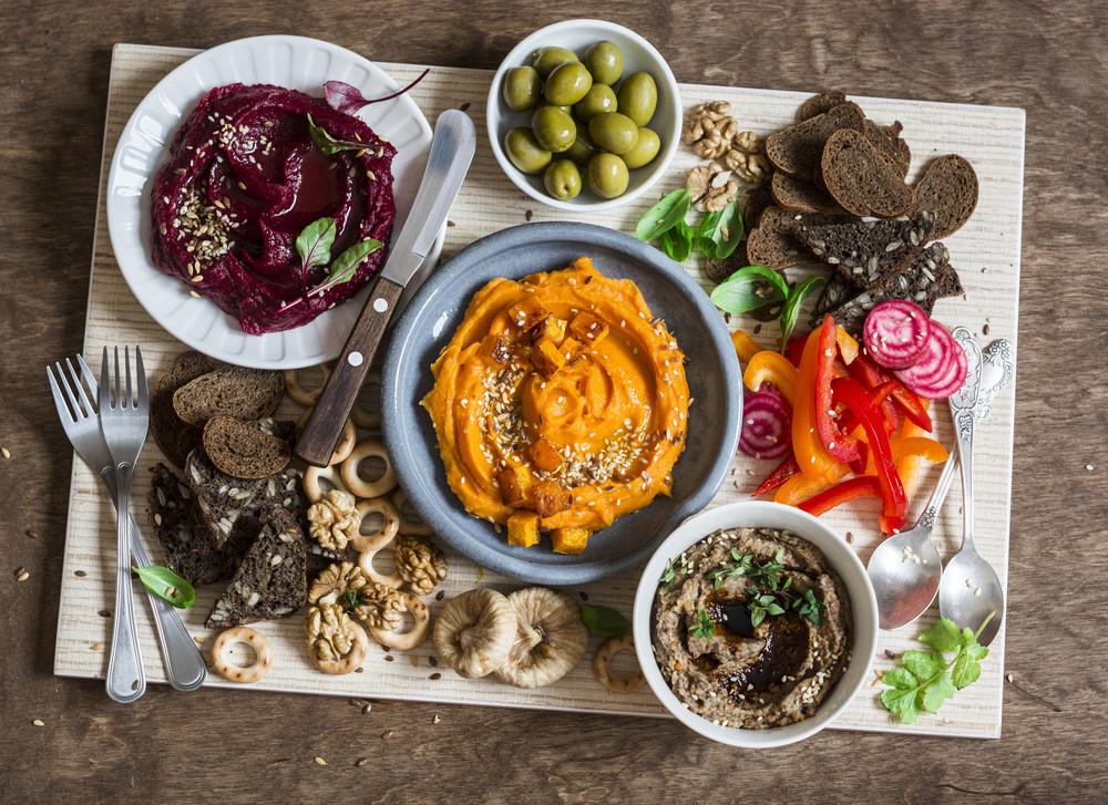 Healthy Vegan Snacks  Healthy Vegan Snacks