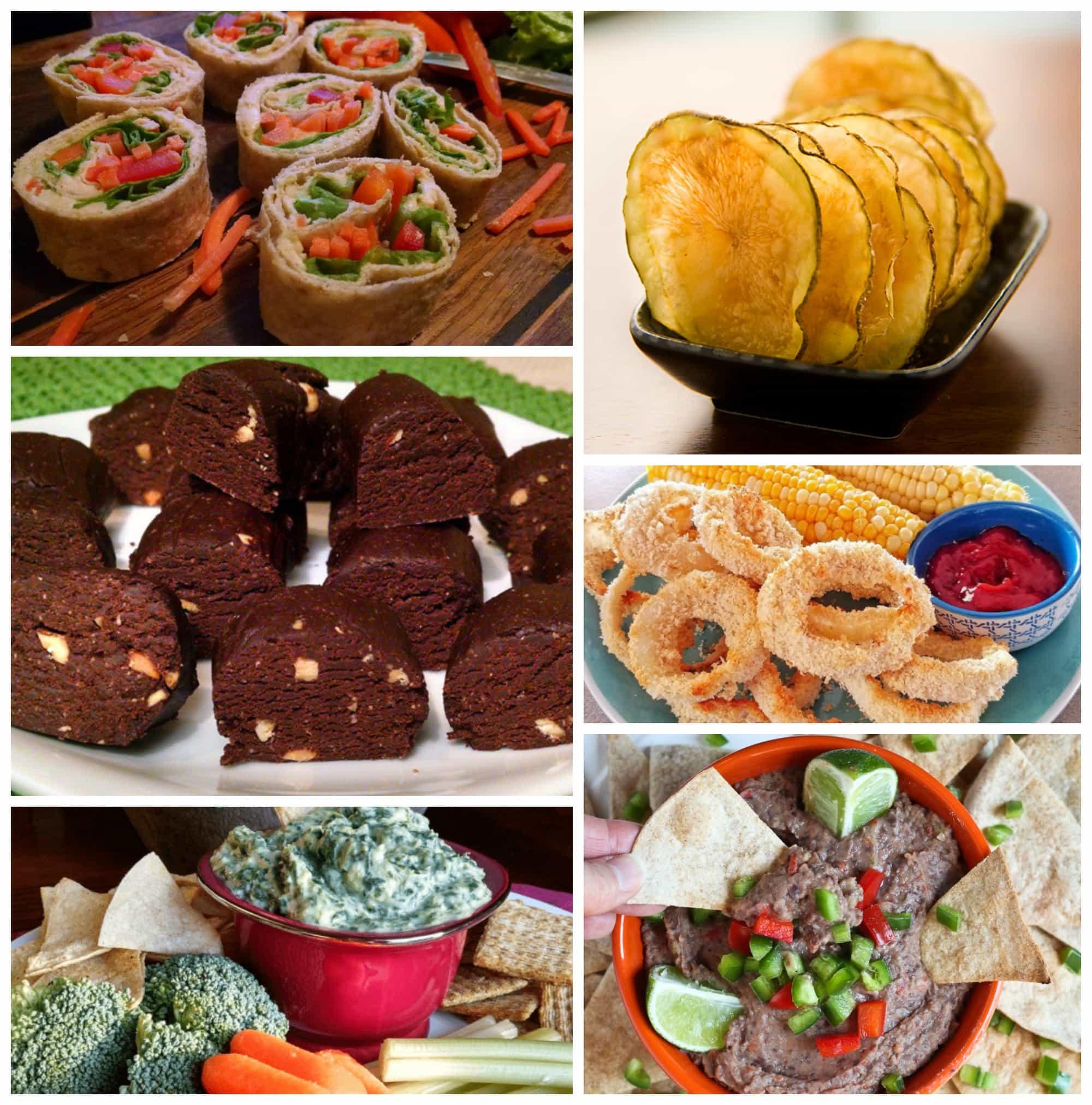 Healthy Vegan Snacks  17 Healthy Vegan Party Snack Ideas