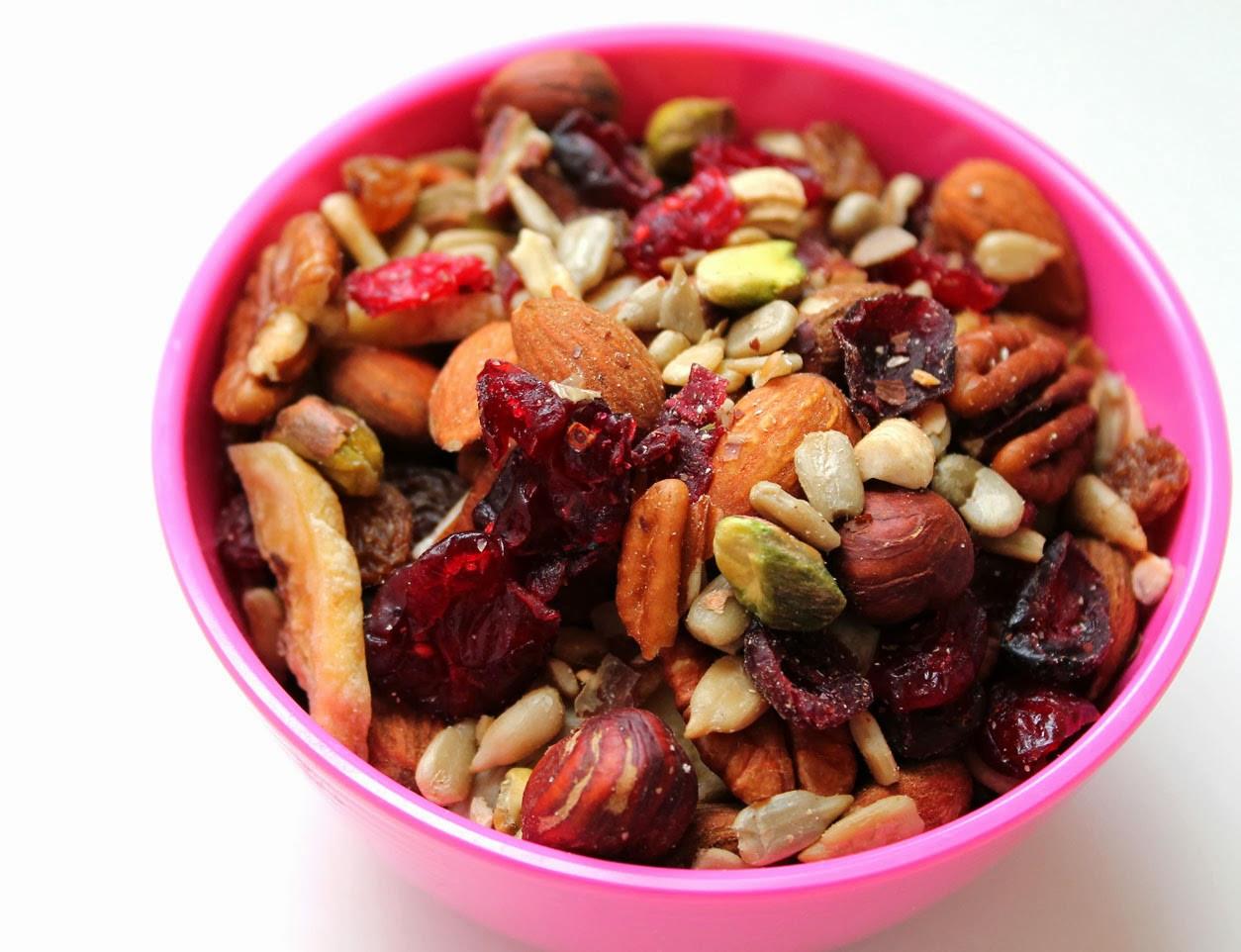 Healthy Vegan Snacks  The Dietetic Degustation 13 healthy snack ideas