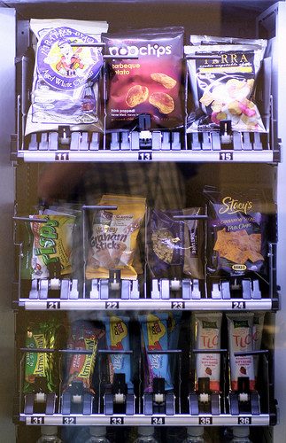 Healthy Vending Machine Snacks  fice Snacks 4 Smart Swaps to Make for a Healthy Vending