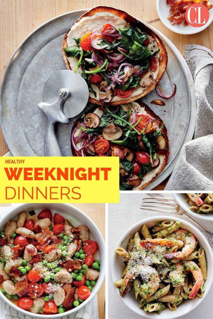 Healthy Weeknight Dinners  Your New Essential Weeknight Recipes